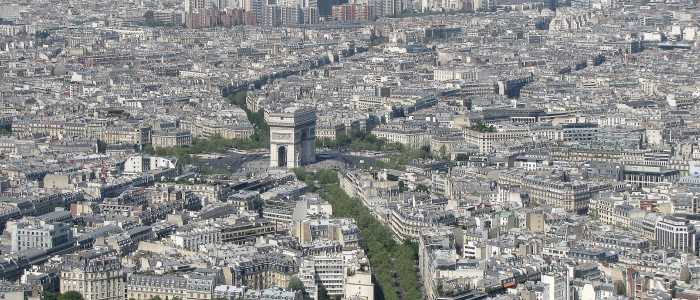 Detektive observieren in Paris