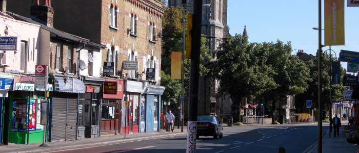 Privatdetektive ermitteln in London.