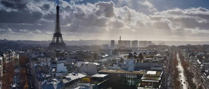 Privatdetektiv observiert in Paris